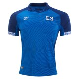 2019 El Salvador Home Blue Jersey