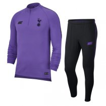 2019 Tottenham Hotspur Dri-FIT Squad Training Suit Purple