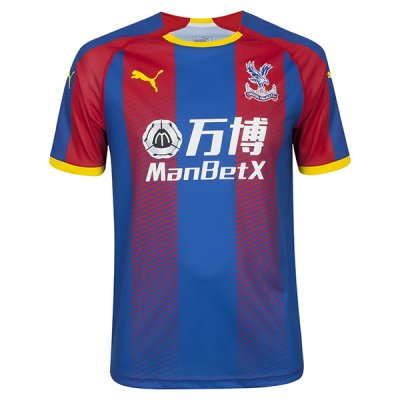 1819 Crystal Palace Home Soccer Jersey Shirt