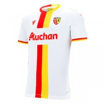 20-21 RC Lens Third White Soccer Jersey Shirt
