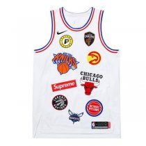 SUPREME Limited Edition NBA Jersey White