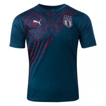 2020 Euro Cup Italy Third Green Training Jersey Shirt