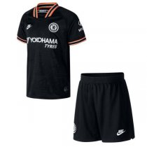 19-20 Chelsea Third Soccer Jersey Kids Kit