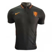 2020 Netherlands Away Authentic Soccer Jersey (Player Version)