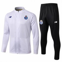 19-20 Porto FC White Jacket Kit
