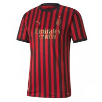 AC Milan 120th Anniversary Home Authentic Jersey(Player Version)