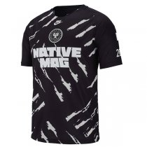 2019 Nigeria Native Mag Latest Black Training Jersey