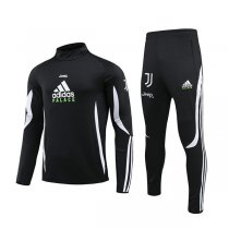 19-20 Juventus Palace Black Training Suit