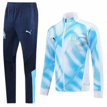 19-20 Marseille White Zebra pattern Jacket Kit