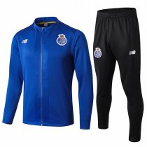 19-20 Porto FC Blue Jacket Kit