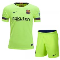 1819 Barcelona Away Soccer Jersey Short Kit