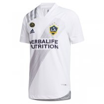 2020 LA Galaxy Home Authentic White With KB Patch Player Version(Player Version)
