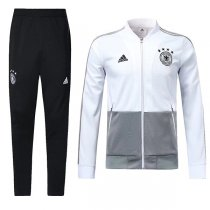 2018 Germany White World Cup Training Kit(Jacket+Trouser)