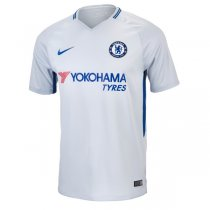 Chelsea 17/18 Away White Soccer Jersey Shirt