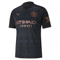 20-21 Manchester City Away Jersey Shirt