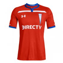 19-20 Universidad Católica Away Red Soccer Jersey Shirt