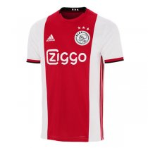 19-20 Ajax Home Soccer Jersey Shirt