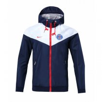 1819 PSG Authentic Navy&White Windrunner