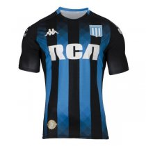 2019-2020 Racing Club Black&Blue Away Soccer Jersey