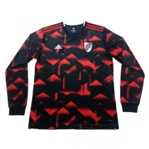 2019-2020 River Plate Third Long Sleeve Soccer Jersey Shirt