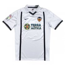 2000-2001 Valencia Home Retro Jersey Shirt