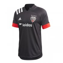 2020 DC United Home Authentic Jersey (Player Version)