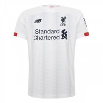 19-20 Liverpool Away Soccer Jersey Shirt