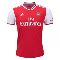 19-20 Arsenal Home Authentic Soccer Jersey Shirt (Player Version)