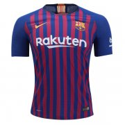 1819 Barcelona Authentic Home Jersey ( Player Version)