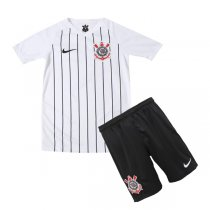 19-20 Corinthians Home Jersey Kids Kit