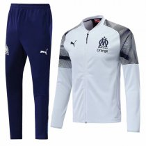 19-20 Marseille Light Gray Vest Tracksuit
