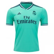 19-20 Real Madrid Third Green Soccer Jersey Shirt
