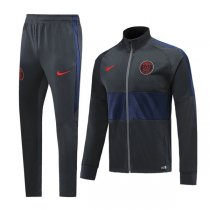 19-20 PSG Black&Navy High Neck Jacket Kit