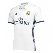 1617 Real Madrid Home Soccer Jersey (Player Version)