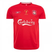 2004-2005 Liverpool FC Istanbul UCL Final Home Jersey