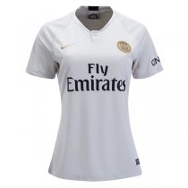18-19 PSG Away Women Soccer Jersey Shirt