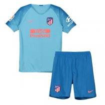 2018-19 Atletico Madrid Away Kids Kit