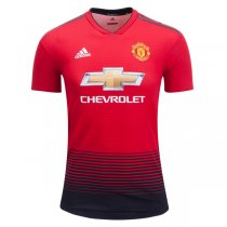 18/19 Manchester United Authentic Home Jersey(Player Version)