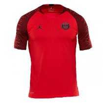 18-19 PSG Jordan Red Vapor Training Jersey (Player version)