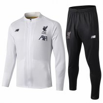 19-20 Liverpool All White Jacket Kit