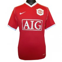 2006/07 Manchester United Home Retro Jersey