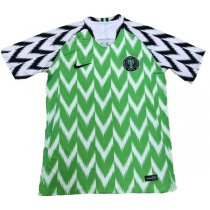 2018 World Cup Nigeria Home Soccer Jersey