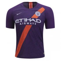 1819 Manchester City Third Authentic Jersey( Player Version)