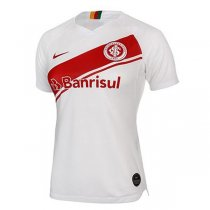 19-20 Internacional RS Away White Women Jersey Shirt