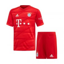 19-20 FC Bayern Munich Home Kids Kit