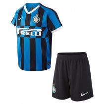 19-20 Intel Milan Home Jersey Kids Kit