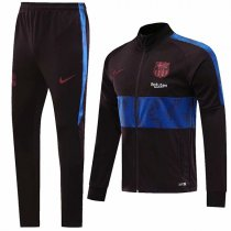 19-20 Barcelona Navy&Blue High Jacket Kit