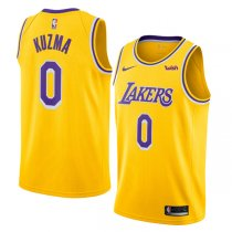 Los Angeles Lakers Kyle Kuzma 2018-19 Icon Edition Swingman Jersey
