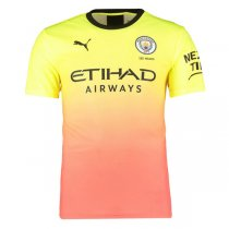 19-20 Manchester City Authentic Third Soccer Jersey (Player Version)