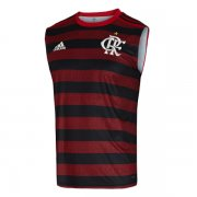 19-20 Flamengo Home Soccer Tank Top